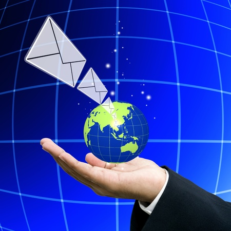 globalization: Report from the email, Globalization concept