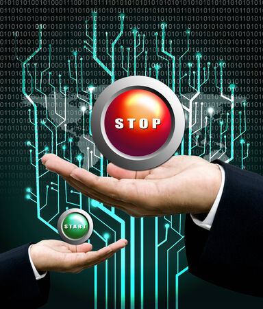 investor: Stop button concept, Analyzer offer the stop button