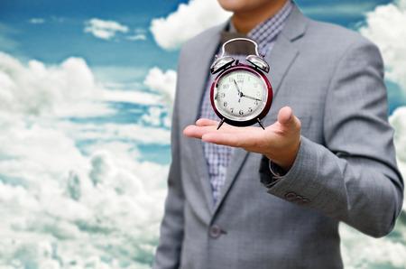 Geef me meer tijd concept