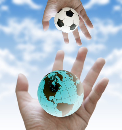 scores: Share football scores to the world