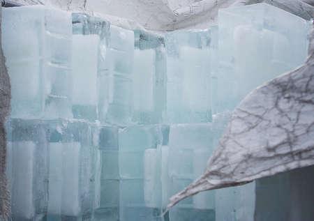 cubetti di ghiaccio: Grandi Cubetti di ghiaccio Archivio Fotografico