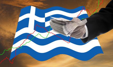 creditors: Creditors offer more loan, Greeces Debt Crisis concept