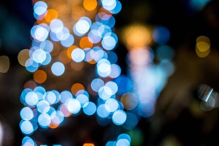 lighting background: Abstract colorful lighting bokeh background