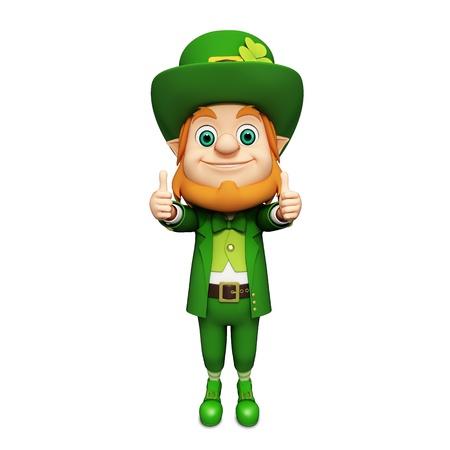 patrick      s day: Leprechaun for st  patrick s day