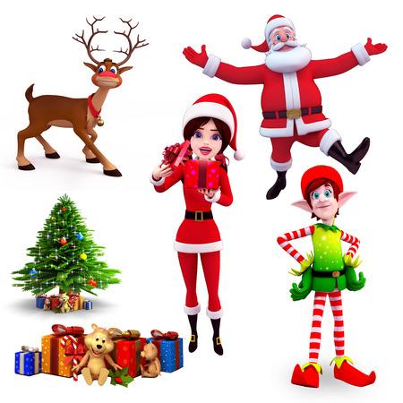 クリスマス コレクション