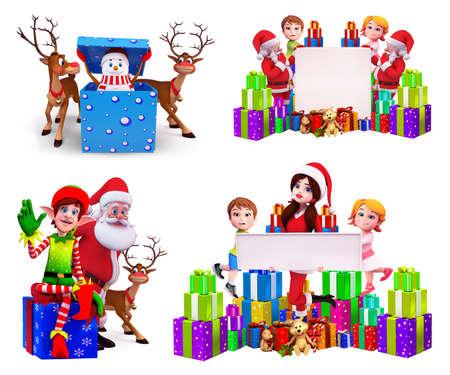 christmas collection  photo