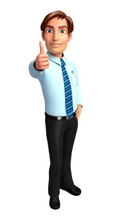 service man: Young service man Stock Photo