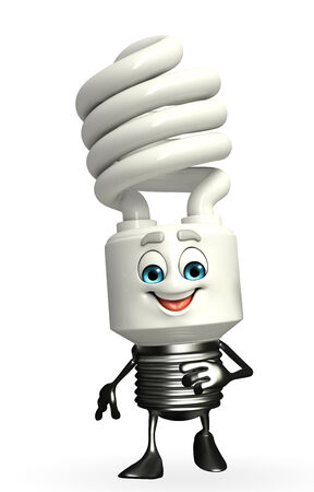 fuze: Cartoon Character of CFL is walking