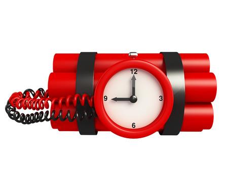 time bomb: Time bomb
