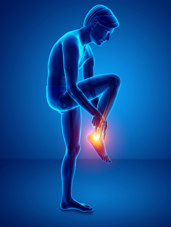 「脚の痛み 画像フリー」の画像検索結果
