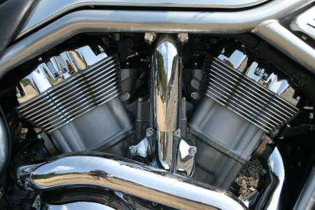 chrom: Harley Davidson