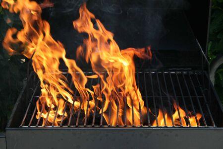 flamme: Flammen