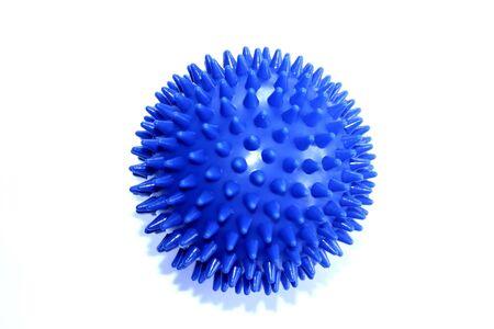 Igelball,handball Standard-Bild