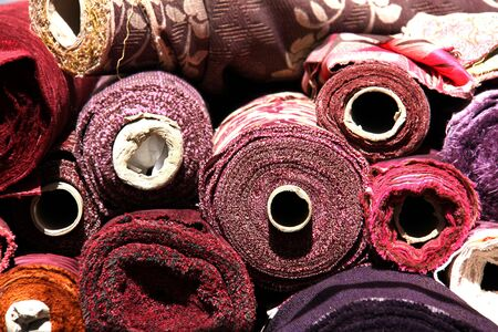 fabric roll: textile