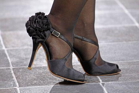 fetish wear: Stilettos Stock Photo