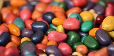 colorful candy Standard-Bild