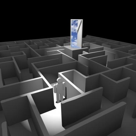 exit labyrinth