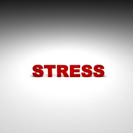 burn out: stress