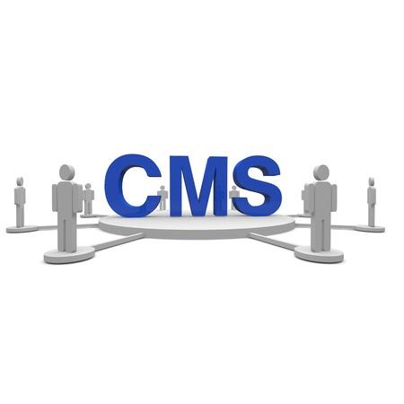 cms Stock Photo - 19612640