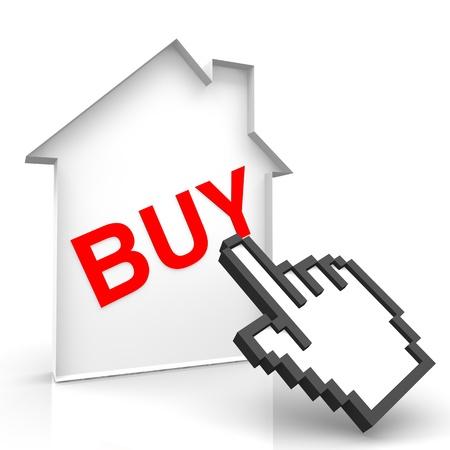 house buy Stock Photo - 19903033