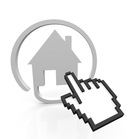 web portal: house online