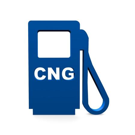 benzine: cng Stock Photo