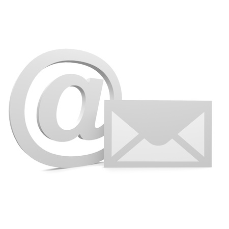 envelop: mail Stock Photo
