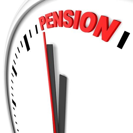 pension timer