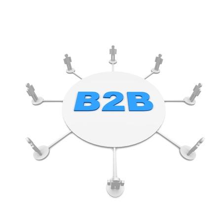 b2b: Palabra B2B con los pueblos
