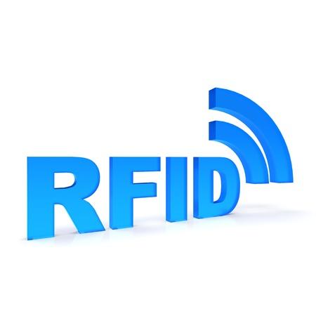 rfid Reklamní fotografie