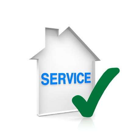 house service photo