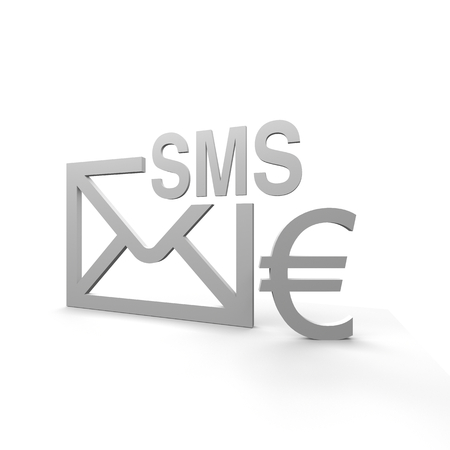 sms: sms Stock Photo