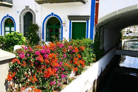 Small village on Gran Canaria Editorial