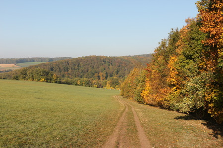 Wide view from the Frauenberg above the Weltenburg Monastery in the Altm?hltal