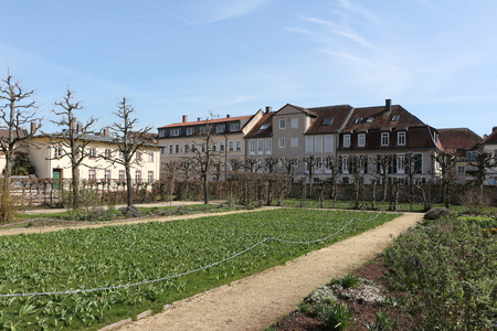 In the castle park of Homburg Castle in the center of Bad Homburg vd H?he in the Taunus