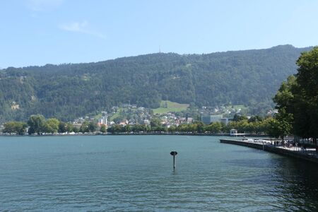 Impressions of Lake Constance in southern Germany