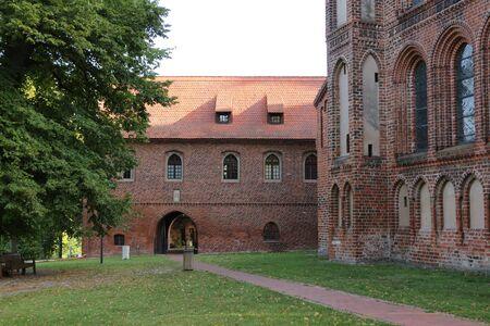 Historic buildings on the monastery area of Lehnin monastery