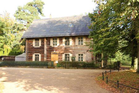 Historic building in Potsdam