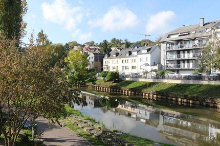 Idyll in the center of Ettelbr?ck in Lusxemburg