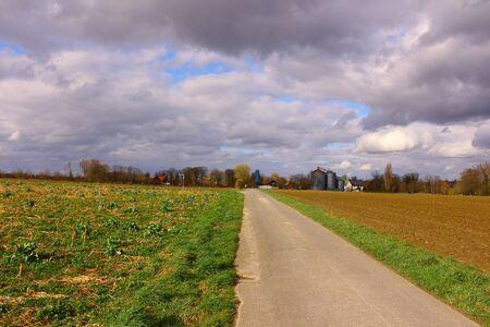 Natural landscape near Bad Sassendorf