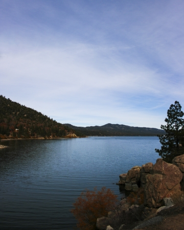 bear lake: Big Bear Lake
