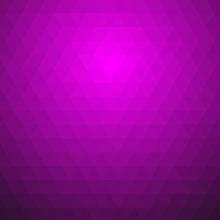 Violet abstract geometric rumpled pattern.
