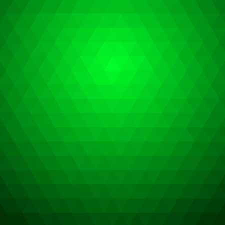 Green lime abstract geometric rumpled pattern design.