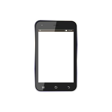 Smartphone Stock Vector - 17699618