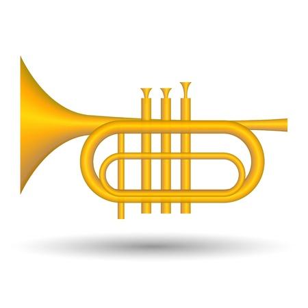 fanfare: Trumpet icon