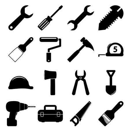box cutter: Tools icons