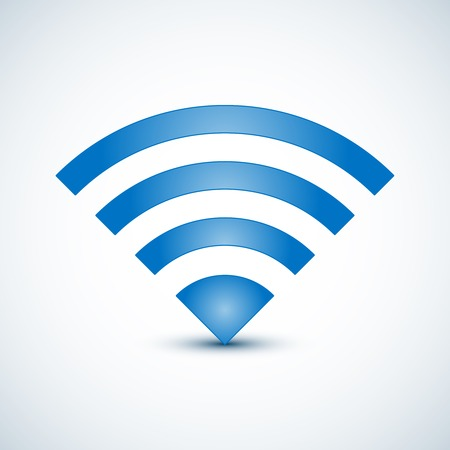 Wireless Nerwork Symbol.