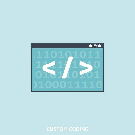 kódování: Vlastní kódování. Editovatelné EPS formát
