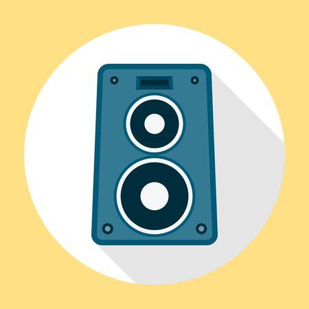 speaker icon: Music Speaker Icon.
