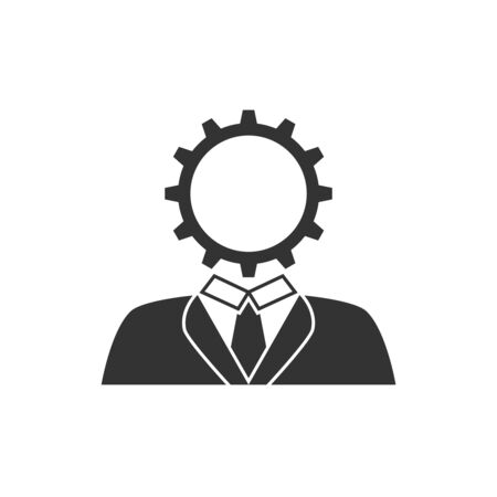 User setting icon Illustration